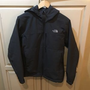 The north face puffer jacket boys xl